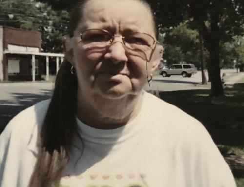 Honoring Longtime Volunteer, Lois Cox