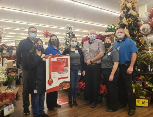 Albertsons Helps Feed the Community for Thanksgiving
